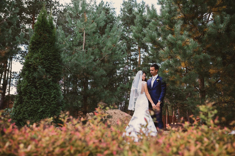свадьба в подмосковье в загородном клубе artiland