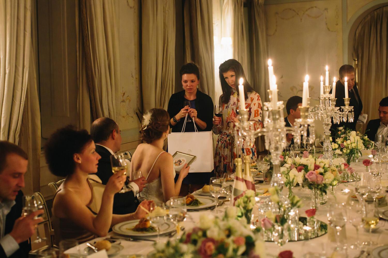 Свадьба в Португалии, во дворце Тиволи, Синтра