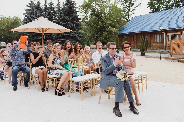 свадьба в шатре у воды в москве